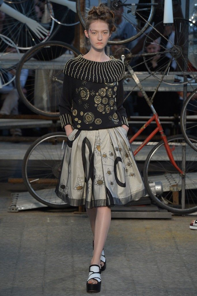 Antonio Marras RTW Spring 2015 [Photo by Davide Maestri]