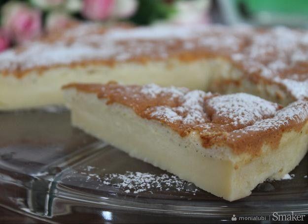 Menu Wędrowca Starego  i nie tylko.: Magiczne ciasto