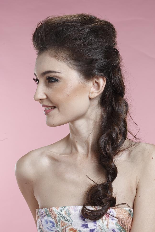 Anyaman Feminin Di Rambut :: Cantik :: Gaya & Cantik :: Pesona