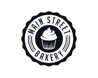 Main Street Bakery    |  Logopond.com  |  Logo Design