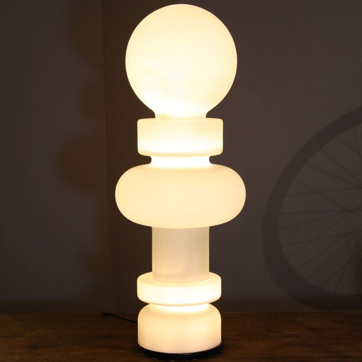 large table lamp by bobo piccoli for fontana arte - Modern Table Lamp
