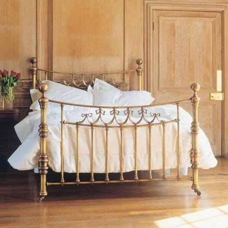 Best 43 Best Brass Beds Images On Pinterest 3 4 Beds Brass 400 x 300