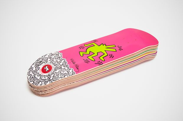 Keith Haring x Alien Workshop Skateboard Collection | Hypebeast