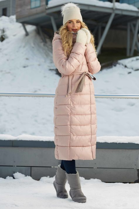 5c565bf8872 Модные женские пуховики (100 новинок) Осень-Зима 2018-2019 ...