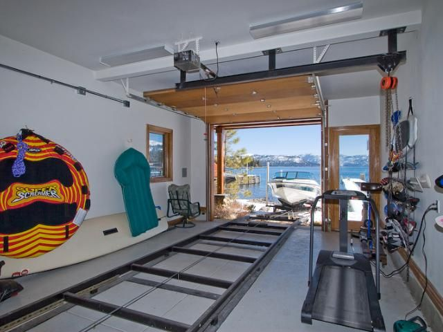 Best 25 boat garage ideas on pinterest canoe boat for Boat garages