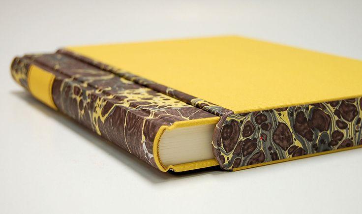 Marbled journals