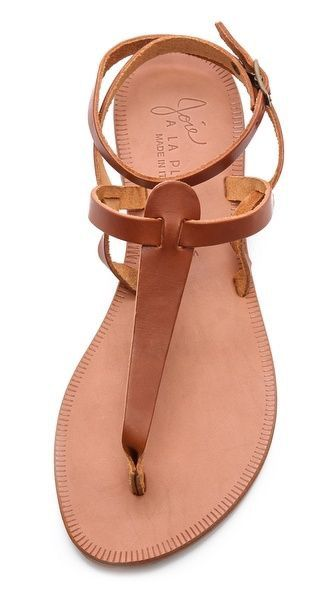 **** Gorgeous pair of saddle colored Spring Summer thong sandals.  Love these with any outfit or dress.  Stitch Fix outfit. Stitch Fix Spring, Stitch Fix Summer, Stitch Fix Fall 2016 2017. Stitch Fix Spring Summer Fall fashion. #StitchFix #Affiliate #StitchFixInfluencer