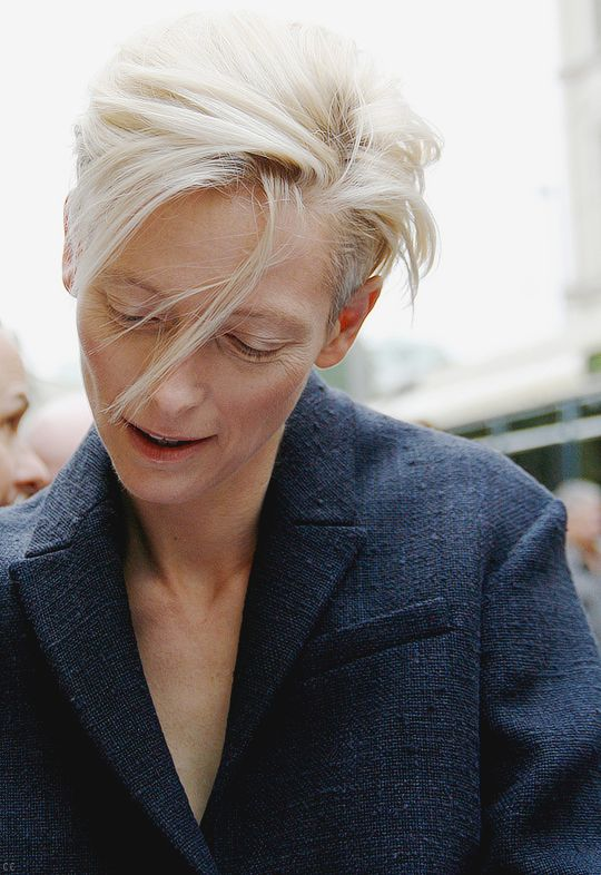 One hundred photos of the superlunary being, Tilda Swinton {8/100}