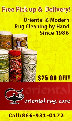 Oriental Rug Cleaning Service in Hollywood:  When you are worried about your dirty rugs then we reached to you to solve your problem. We are excellent team of Oriental Rug Care, who presents for you an affordable service of Oriental Rug Cleaning in Hollywood.