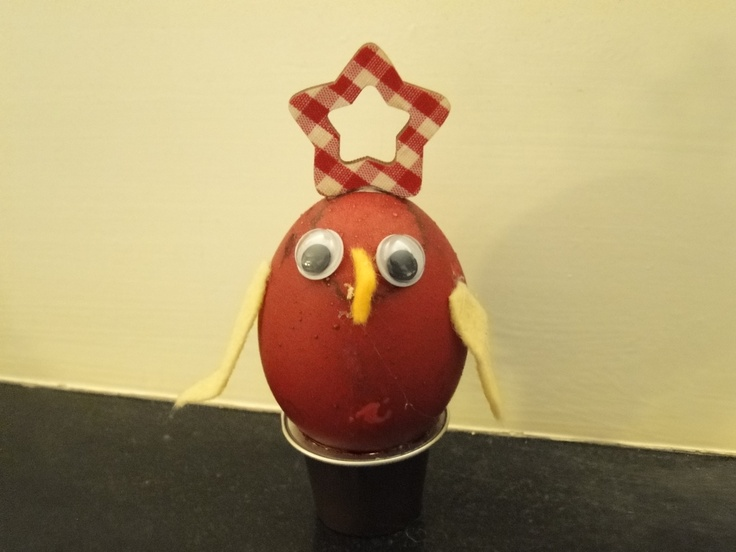 lonely angry egg!