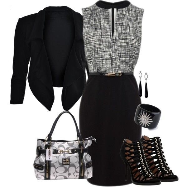 Great black and white for work
