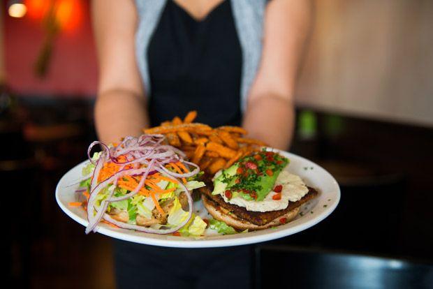 Native Foods Cafe 1114 Ley Ave Los Angeles Ca 90024 Travel Destinations Food Vegan Restaurants Drink