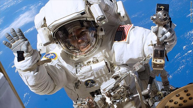 NASA: Calling all wannabe astronauts