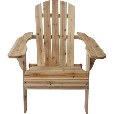 Northern Tool Stonegate Designs Folding Wooden Adirondack Chair — 35.83in.L x 29.53in.W x 33.46in.H, Model# DSL-9146