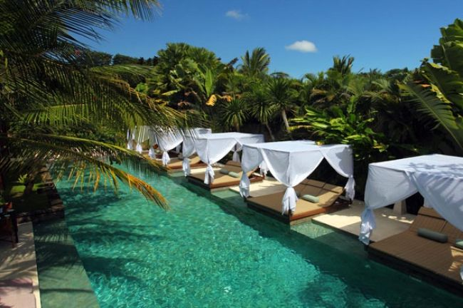The Elysian hotel, Bali - Main Pool #travel