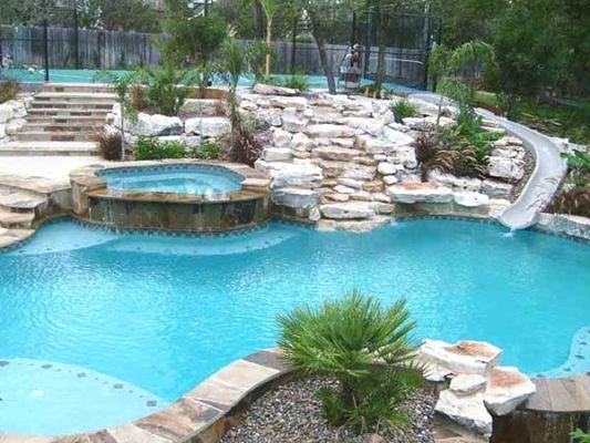 Top texas pool design trends texas pools patios pool for Pool design companies