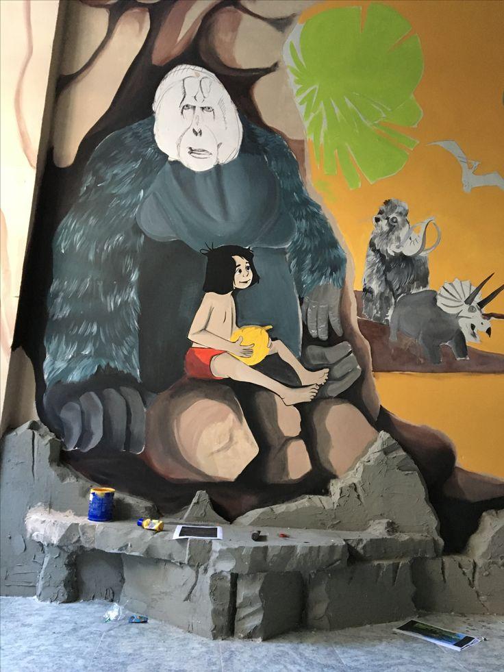 Scenografia per negozio di allestimenti e parco giochi /ludoteche! Realizzato da Matteo Zenardi per baboon.work in progress..'