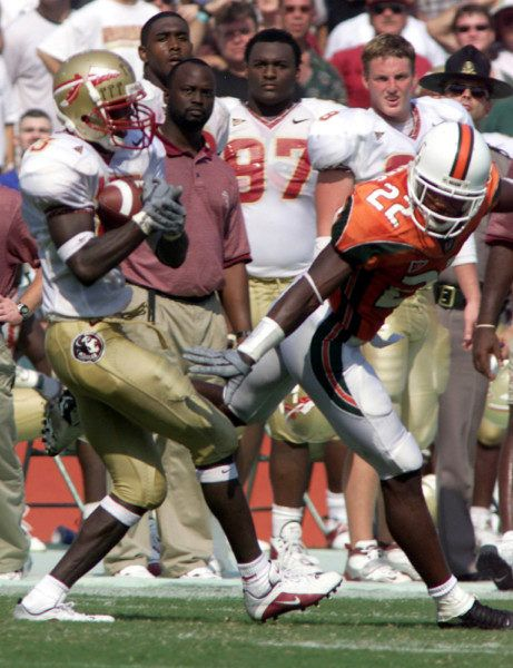 Former Miami Hurricane Leonard Myers Passes Away = Sad news coming out of South Florida as former Miami Hurricane CB Leonard Myers who was a graduate of Dillard High School has passed away at the age of 38 according to…..