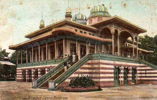 Casino mauresque, Arcachon.