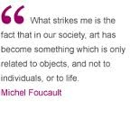 foucault quote - Google Search