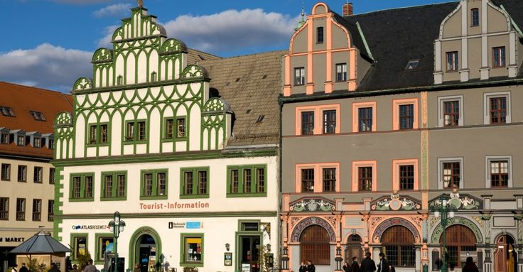 Weimar – Sehenswürdigkeiten von Goethe bis Gropius