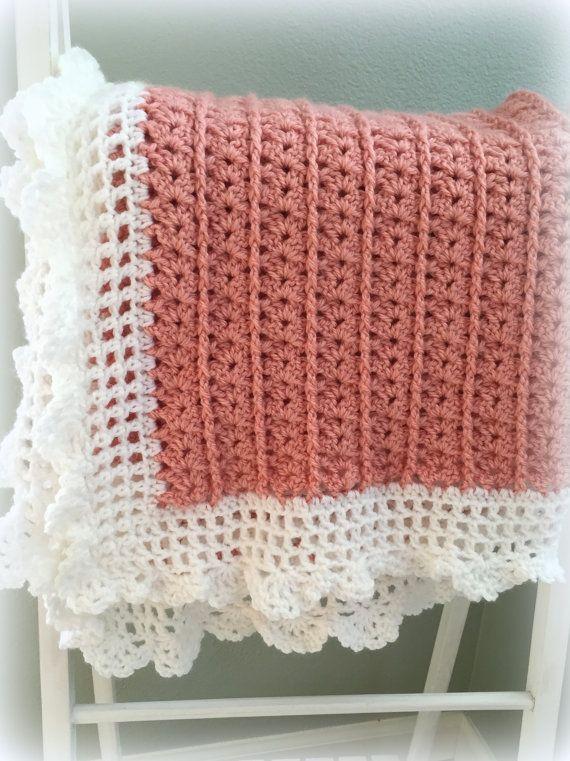 X Stitch Crochet Baby Blanket Pattern : CROCHET Baby Blanket Pattern - Baby Blanket Pattern ...