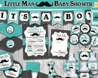 man shower on pinterest little man birthday little man and boy baby