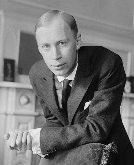 Sergei Prokofiev - Wikipedia