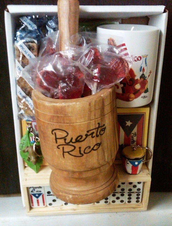 Mi Isla Del Encanto  Puerto Rico Cookies, Puerto Rico -9362