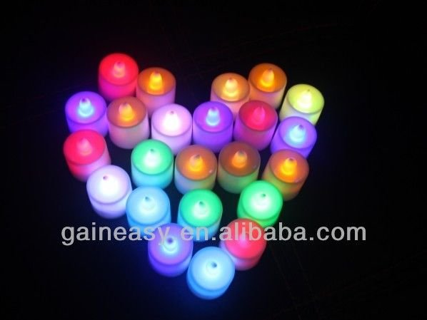24pcs ikea led tealight candles
