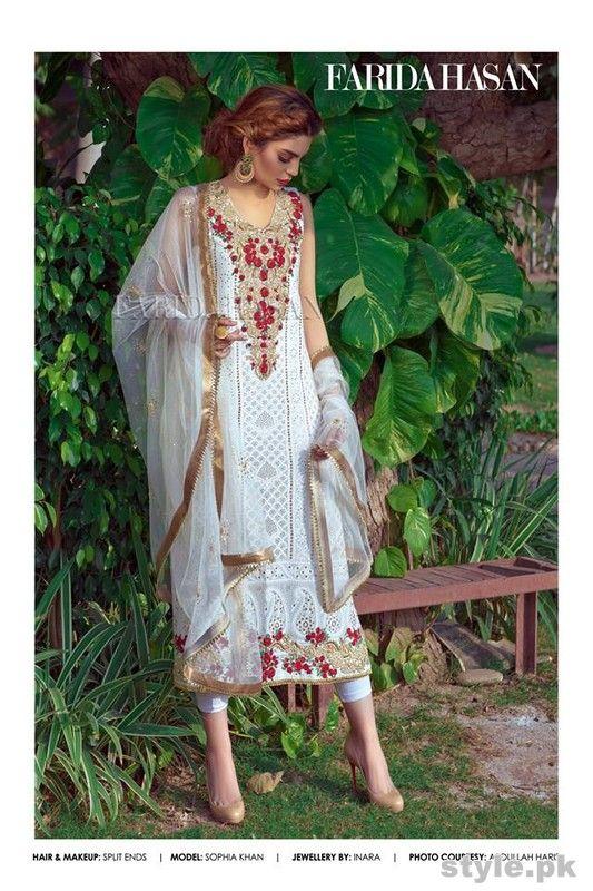 Farida Hasan Formal and Bridal Dresses 2015 For Girls 12