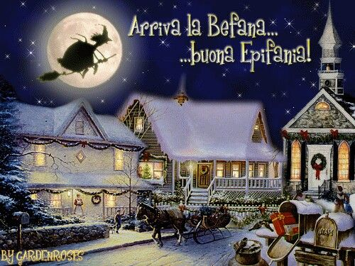 The Feast of the Epiphany, celebrated January 6 with a national holiday in Italy, and the tradition of La Befana are a big part ofItalian Christmas celebrations.