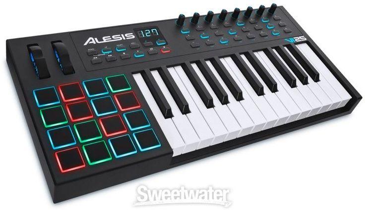 Alesis VI25 Keyboard Controller image 2