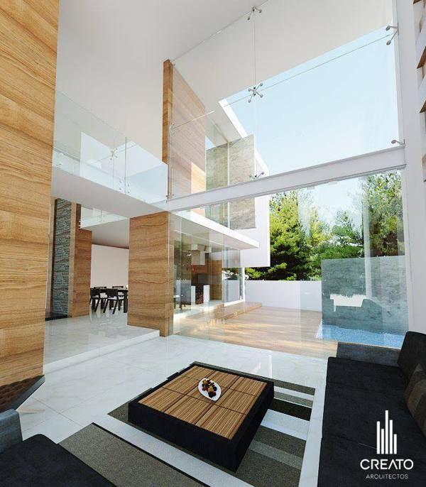 122 mejores im genes sobre creato arquitectos en pinterest for Interior 1 arquitectura