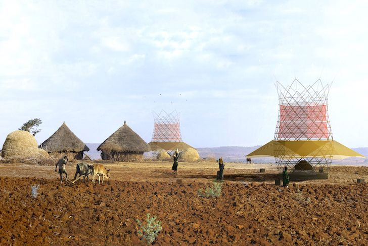 Support the brilliant Warka Water design to pull drinking water out of thin air   Inhabitat - Green Design, Innovation, Architecture, Green Building