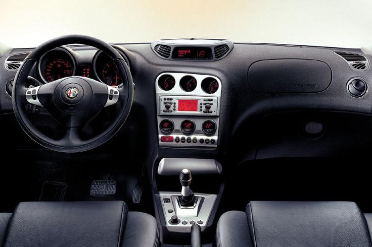ALfa Romeo 156 interior | Alfa 156 | Pinterest | Alfa romeo 156, Car ...