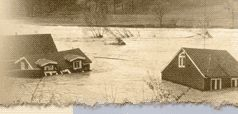 toronto - hurricane hazel - 1954 -sad