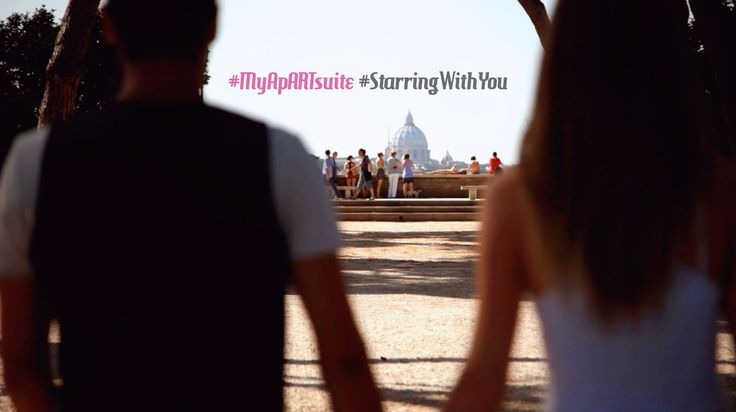 Rome discloses itself in front of us, there is more than a single story, there are many stories. Roma si apre davanti a noi, non esiste una sola storia ne esistono molte. One story, your stories.. #MyApARTsuite #starringwithyou The suite in #Rome starring with you