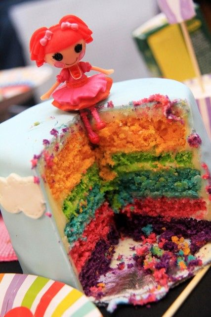 "Photo 18 of 121: Lalaloopsy Party / Birthday ""Evie's 6th Lalaloopsy Party""…"