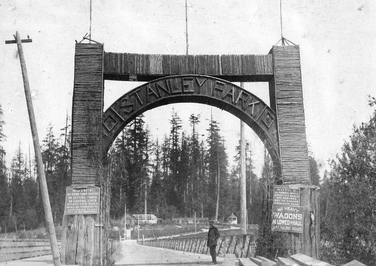 Vancouver History Tidbits: Stanley Park Visitors » Vancouver Blog Miss604