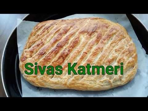 Sivas Katmeri Tarifi -Sivas Katmeri Nasıl Yapılır/ Hayalimdeki Yemekler - YouTube
