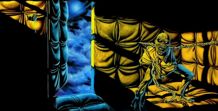 The Story Behind Iron Maiden's 'The Trooper' The song, inspired by Lord Tennyson's poem about the Battle of Balaclava.