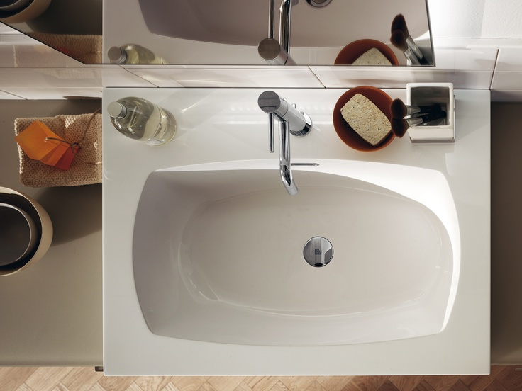 Washbasin by Scavolini