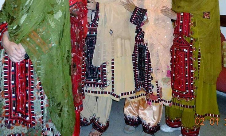 402 Best Images About Balochi Dresses On Pinterest