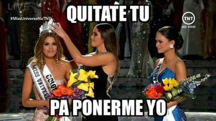 Memes del ridículo de Miss Universo al coronar a la candidata equivocada