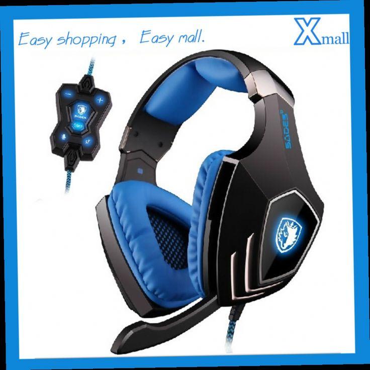Sades SA-902 USB Gaming <b>Headset</b>