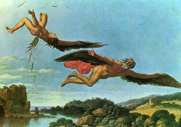 ΚΤΗΜΑ ΙΜΙΑ: Ίκαρος και Δαίδαλος