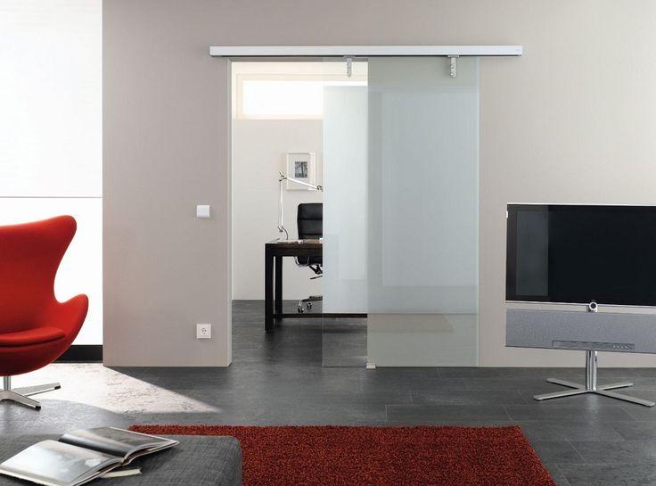 DORMA Nederland B.V. (Product) - DORMA CS 80 Magneo: automatische schuifdeur voor in het interieur - architectenweb.nl