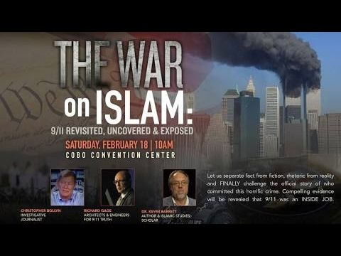 9/11 Revisited, Uncovered & Exposed - Richard Gage, Kevin Barrett, Chris...