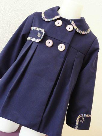 Manteau Agatha de p